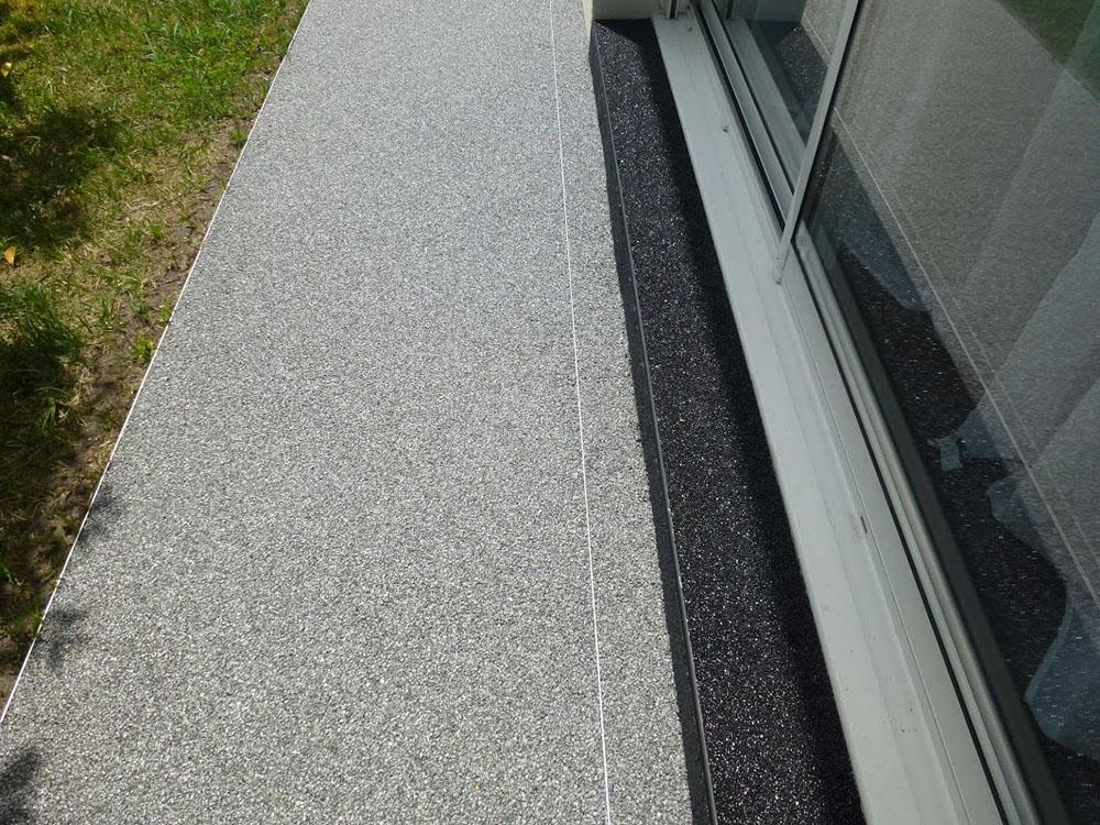 13 - Détourage moquette pierre