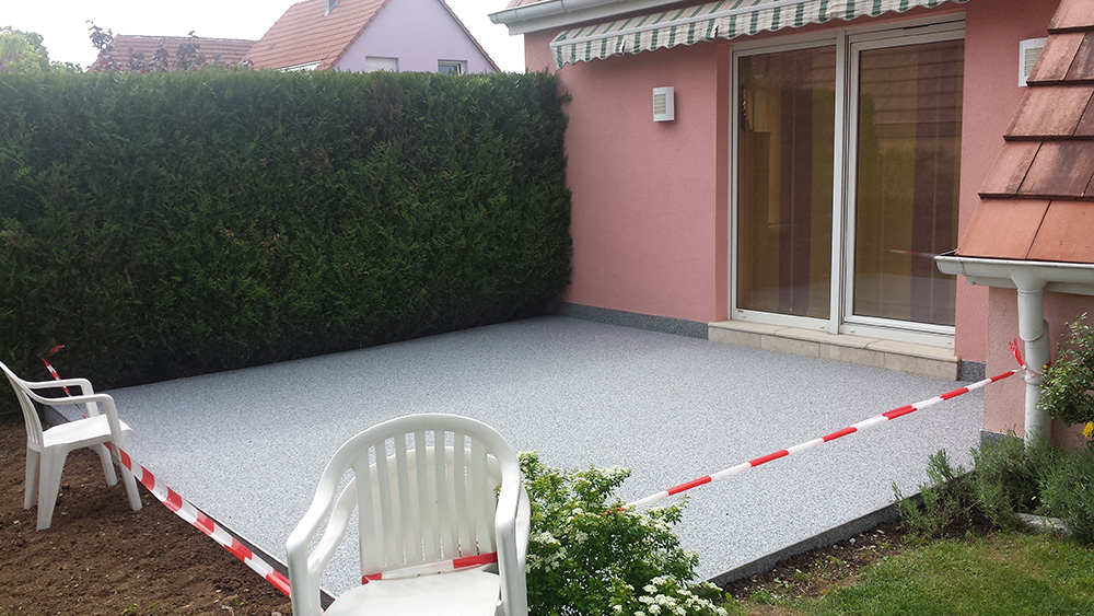 02 - Terrasse tapis de pierre alsace