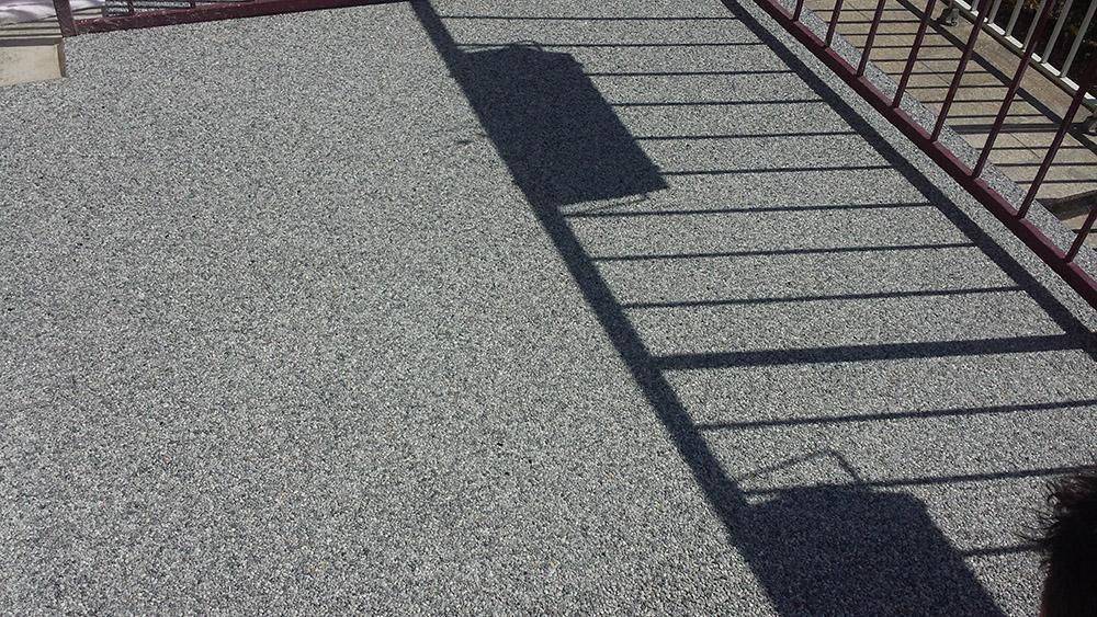 04 - Tapis de pierre - Terrasse