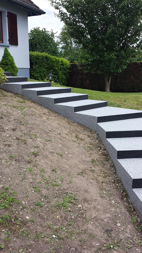 09 - Escalier moquette de pierre